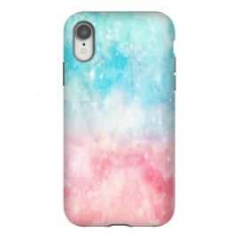 iPhone Xr  Blue pink galaxy by Jms
