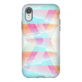 iPhone Xr  Geometric pastel by Jms
