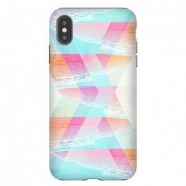 iPhone Xs Max  Geometric pastel by Jms