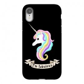 iPhone Xr  Fabulous unicorn by