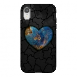 iPhone Xr  Galaxy heart by Jms