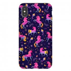 iPhone Xs Max  Unicorn Jubliee by gingerlique