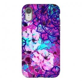 iPhone Xr  Mandala in Acrylic by