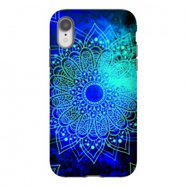 iPhone Xr  Sea Inside a Mandala by Rossy Villarreal