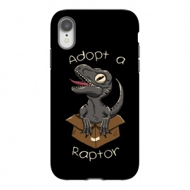 iPhone Xr  Adopt a Raptor by Vincent Patrick Trinidad
