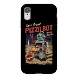 iPhone Xr  Pizza Bot by Vincent Patrick Trinidad