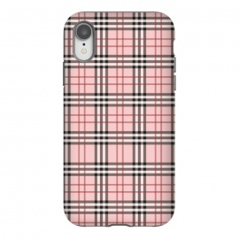 iPhone Xr  Luxury Plaid by