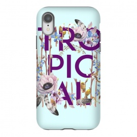 iPhone Xr  Tropical by Creativeaxle