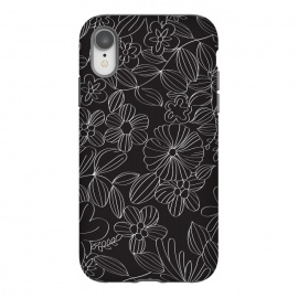 iPhone Xr  My Flower Design V by Bledi