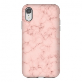 iPhone Xr  Rosegold Marble by Majoih