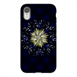 iPhone Xr  Peridot jewel flower  by