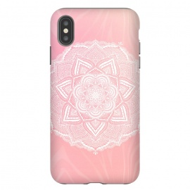 Cute pink mandala by Jms