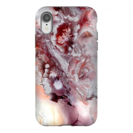iPhone Xr  Alcohol Ink Fire   by