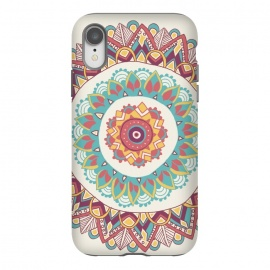 iPhone Xr  Midsummer Mandala by Tangerine-Tane