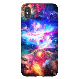 Colorful Galaxy by Art Design Works