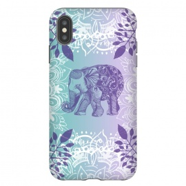 Inspire by Rose Halsey (purple ,elephant,animals,boho,elephants,flowers,floral,[retty,mandala,nature,green,peaceful,hippie)