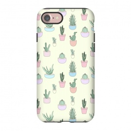 iPhone 8/7  The Cactus Pattern by The Optimist