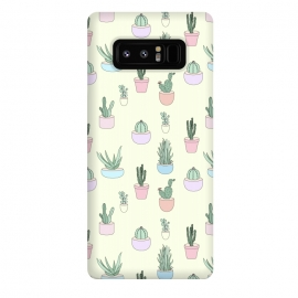 Galaxy Note 8  The Cactus Pattern by The Optimist