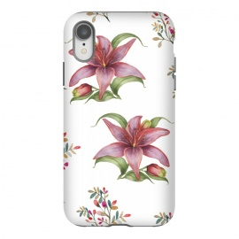 iPhone Xr  Queen Lily by Creativeaxle