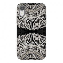 iPhone Xr  Mandala Mehndi Style G384 by