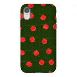 iPhone Xr  RED LIGHTS PATTERN by MALLIKA