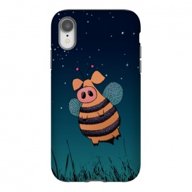 iPhone Xr  Bumblepig by Mangulica