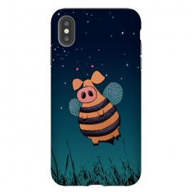 iPhone Xs Max  Bumblepig by Mangulica
