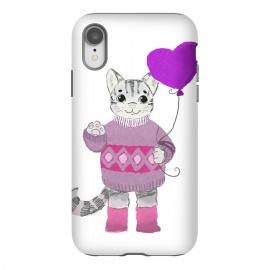 iPhone Xr  Cute Cat by