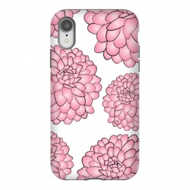 iPhone Xr  Pink Chrysanthemum by Martina