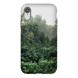 iPhone Xr  Tropical Foggy Forest by ''CVogiatzi.