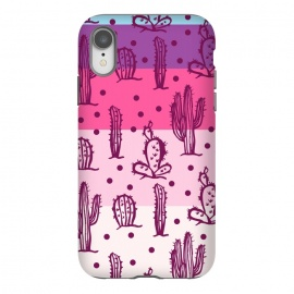 iPhone Xr  Cactus in Pink Tones by Rossy Villarreal