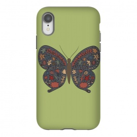 iPhone Xr  Butterfly by Merveilleux Clement