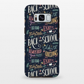 Galaxy S8 plus  Back to school colorful by