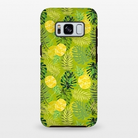 Eve's colorful pineapple garden Jungle by Utart