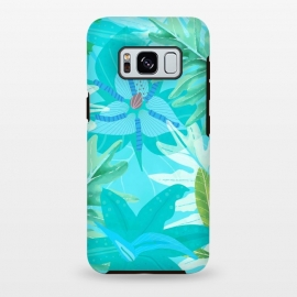 Galaxy S8+  Eve's blue Aroma Garden by Utart