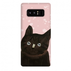 Galaxy Note 8  LOVELY KITTY by Michael Cheung