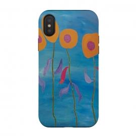 iPhone Xs / X  We Are Orange by  (happy joy)