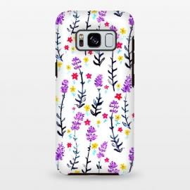 Galaxy S8 plus  Gouache Lavender  by