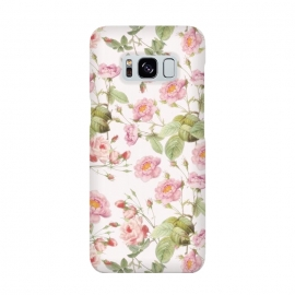 Galaxy S8  Blush Roses  by Utart