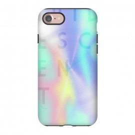 iPhone 8/7   Iridescent Holographic by Carlos Maciel