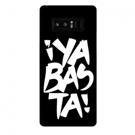 Galaxy Note 8  Ya Basta by Majoih