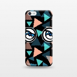 iPhone 5C  I LOVE TRIANGLES_ by Michael Cheung