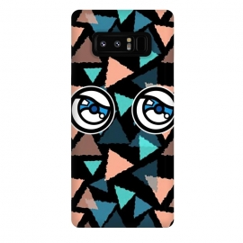 Galaxy Note 8  I LOVE TRIANGLES_ by Michael Cheung