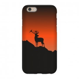 iPhone 6/6s  Deer Calling by Creativeaxle