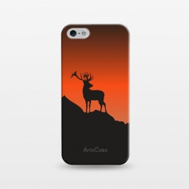 iPhone 5/5E/5s  Deer Calling by Creativeaxle