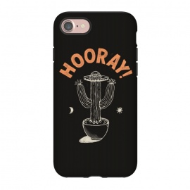 iPhone 8/7  Hooray! by Tatak Waskitho (nature,inspiration,lettering,type,cactus,sun,outdoor)
