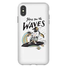 iPhone Xs Max  The Waves by Tatak Waskitho