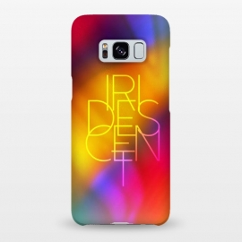 Galaxy S8+  Iridescent 3 by Carlos Maciel