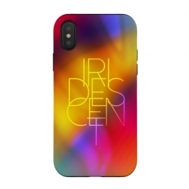 iPhone Xs / X  Iridescent 3 by