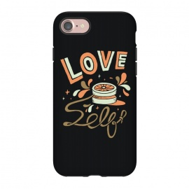 iPhone 8/7  Love Yoyo Self by Tatak Waskitho (yoyo,game,funny,quotes,quote,type,lettering)